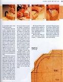 Rez'ba po derevu木雕。实用手册 2004第128张图片