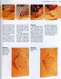 Rez'ba po derevu木雕。实用手册 2004第136张图片