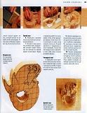 Rez'ba po derevu木雕。实用手册 2004第154张图片