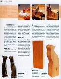 Rez'ba po derevu木雕。实用手册 2004第161张图片