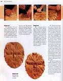 Rez'ba po derevu木雕。实用手册 2004第169张图片