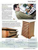 Good Woodworking NO200 May 200805第33张图片