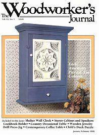 Woodworker's Journal 1988年第1期