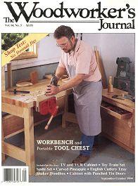 Woodworker's Journal 1990年第5期