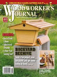 Woodworker's Journal 2016年第4期