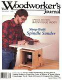 Woodworker's Journal 1990年第1期第1张图片