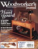 Woodworker's Journal 1995年第2期第1张图片
