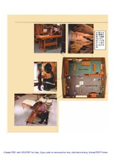 布置得井井有条的木工工作室-最佳精细木工翻译件第3张图片